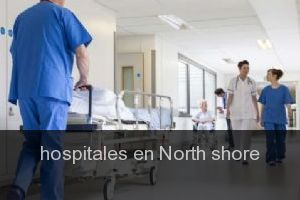 Hospitales en North shore