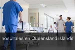 Hospitales en Queensland islands