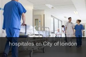 Hospitales en City of london